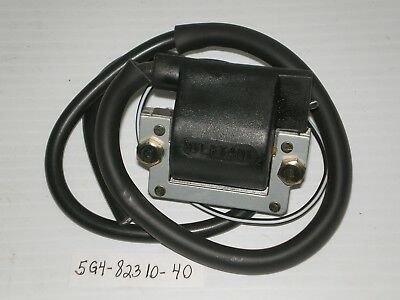 New Ignition Coil Many Yamaha YZ GT DT RT MX IT TT Models See Notes #N137