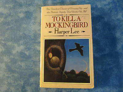 TO KILL A MOCKINGBIRD Harper Lee PB 1982 The Timeless Classic of Growing Up VGC