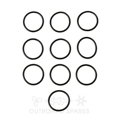 10 x Suzuki Button Anode Oring Seal for 4 Stroke Outboard (Part 09280-22019-000)