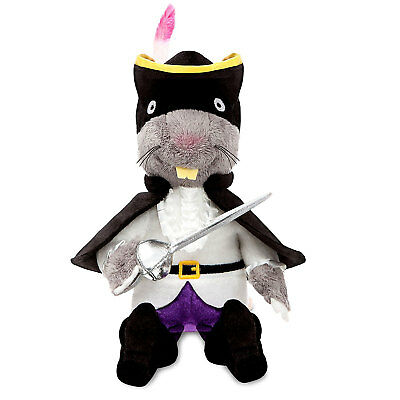 The Highway Rat 9 Inch Plush Soft Toy *BRAND NEW*