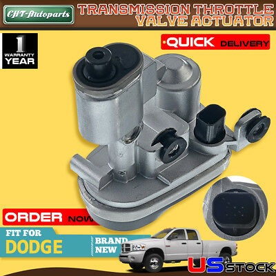 A-PREMIUM 1 AUTO TRANSMISSION THROTTLE VALVE FOR DODGE RAM 2500 RAM 3500 609-045