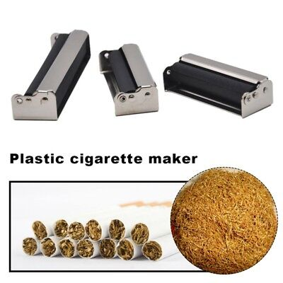 70mm Automatic Metal Tobacco Roller Cigarette Making Maker Paper Rolling Machine
