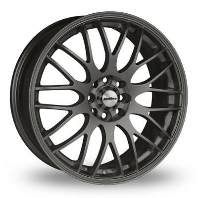 """17"""" Gm Calibre Motion Alloy Wheels Fit Ford C S Max Focus Mondeo Transit Connect"""