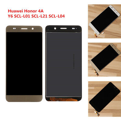 For Huawei Honor 4A Y6 SCL-L01 SCL-L21 LCD Display Touch Screen Digitizer