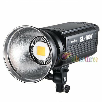 Godox SL-100Y Yellow Version LED Light Studio Lighting Wedding Children Kids【AU】
