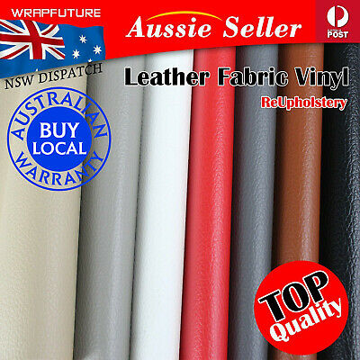 Faux Leather Fabric Marine Vinyl Upholstery Repair Car Home Boat Furniture Seat