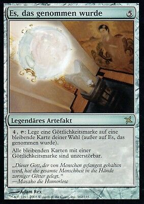 Es, das genommen wurde FOIL / That Which Was Taken | NM | BoK | GER | Magic MTG