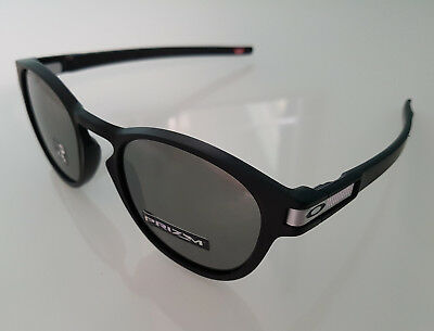 1dc80c3348067 Oakley Latch Grid Collection Sunglasses OO9265-4053 Matte Black Prizm Black  NEW