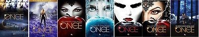 New & Sealed! TV Once Upon A Time Complete Series Seasons 1 - 7 DVD