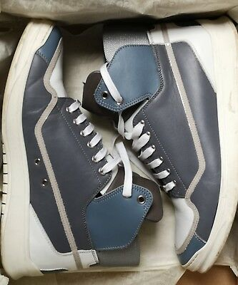 SNEAKERS DIOR HOMME 14E Baskets montantes Christian Dior taille 41 1 ... d2dfcc4acf7