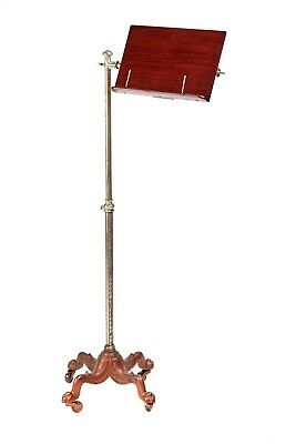 """Victorian """" Carters"""" telescopic reading table"""