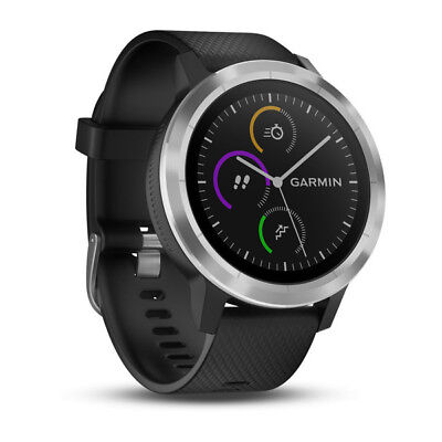 Gps 3 Intelligente Rose Garmin Or Avec Vivoactive Montre Blanc WQrBxodCe