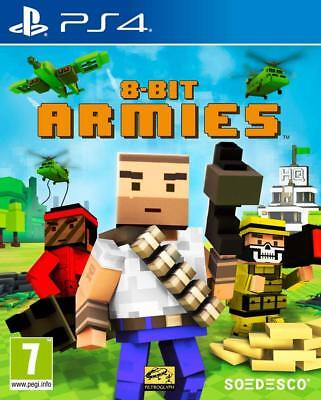 8-Bit Armies (PS4)  BRAND NEW AND SEALED - IN STOCK - QUICK DISPATCH
