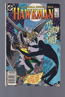 Canadian Newsstand Edition $1.00 Price Variant Hawkman #2