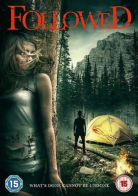 Followed (DVD) (NEW AND SEALED) (FREE POST)