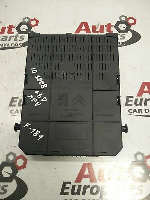 Peugeot 3008 2010 1.6HDI  Fuse Box - Body Ecu,RHD,281197595
