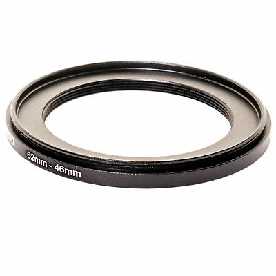 Stepping Ring Step Down Rings 62mm to 46mm Kood PRO QUALITY Lens Filter Adapter