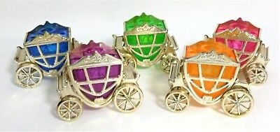 Vintage Pifco Christmas Cinderella Carriage Lanterns Shades Replacement Covers
