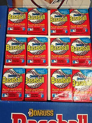 1988 Donruss Baseball Cards 40 Unopened Pack Lot From Display Case Mcgwire