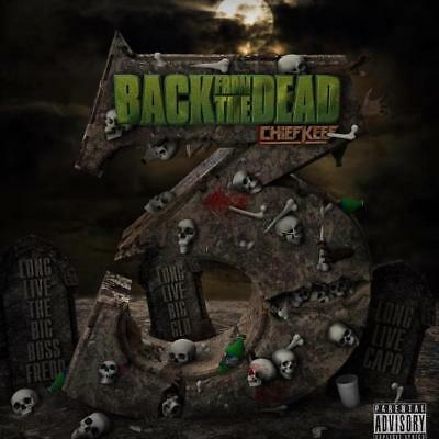 Chief Keef Back From The Dead 3 2018 (Mixtape)Official CD Album Rap Trap Hip Hop