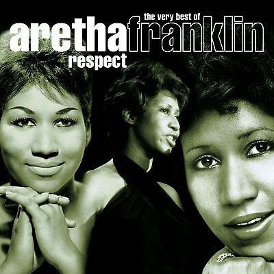 Respect Very Best of - Aretha Franklin 2 CD Set Sealed Greatest Hits 43 Tracks !
