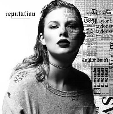 Reputation - Swift Taylor CD Sealed ! New !