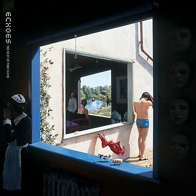 Echoes The Best Of Pink Floyd - Pink Floyd 2 CD Set Sealed ! New !