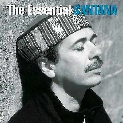 The Essential - Santana 2 CD Set Greatest Hits Sealed