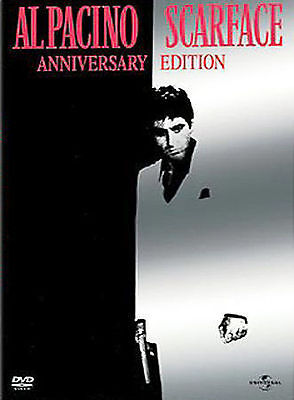 Scarface (Dvd, 2-Disc Anniversary Edition, Full Screen) L: Eng Subs: Eng/spa