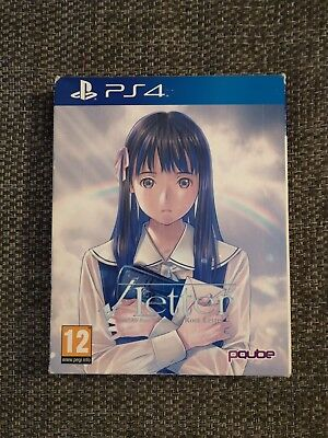 Root Letter - Limited Edition - Sony - Playstation 4 - PS4 - Brand New & Sealed