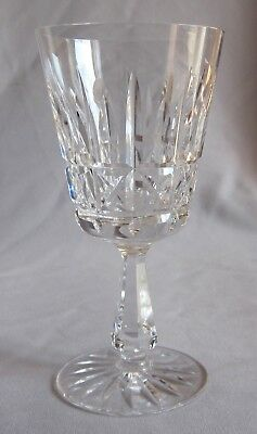 Water Glass Goblet Waterford Crystal Kylemore Pattern Gothic Mark