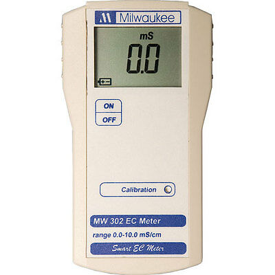 Milwaukee MW302 Economy Portable Conductivity Meter 0.0-10.0 mS/cm