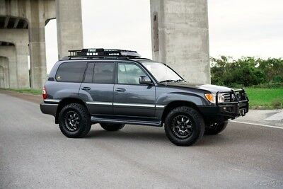 2005 TOYOTA LAND Cruiser SUPER CLEAN AND BEAUTIFUL ARB OME BUILD EXPEDITION