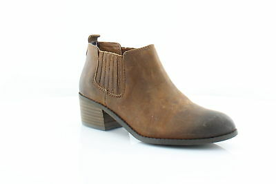 24639fce1e2c71 TOMMY HILFIGER RIPLEY Brown Womens Shoes Size 5.5 M Boots MSRP  99 -  14.99