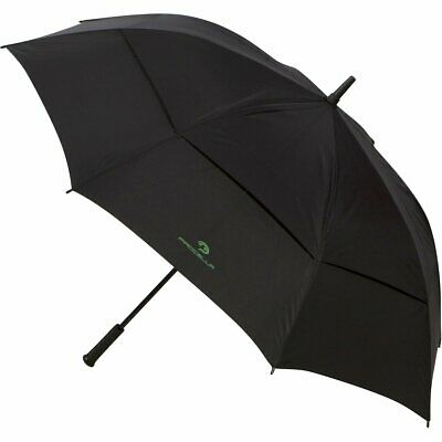 "Procella 62"" Golf Umbrella Windproof Waterproof Auto Open Close Double Canopy UV"