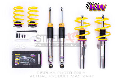 KW Street Comfort Coilovers for 2014+ BMW 4 Series 1802000J