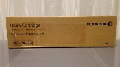 Genuine Fuji Xerox CT351053 DRUM Unit - For DOCUPRINT SC2020 - 76K pages