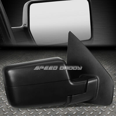 For 2004-2014 Ford F150 Truck Right Rh Side Manual Adjustment Tow Towing Mirror