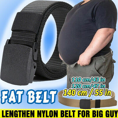 Fashion Military Web Belt Outdoor Sports Tactical Waistband Nylon Waist Belt