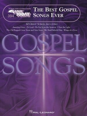 It/'s Gospel 2nd Edition Sheet Music E-Z Play Today Book NEW 000100449