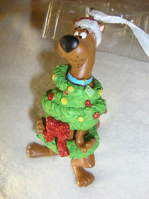 Hallmark Scooby Doo Christmas Tree Ornament Nib