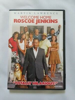 Welcome Home Roscoe Jenkins Widescreen Dvd 3 66 Picclick