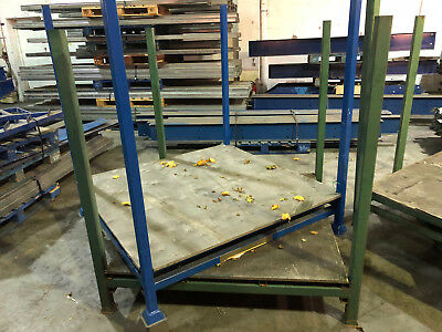 Large 4 Post Stillages, Cages, Post Pallet, Storage, Racking