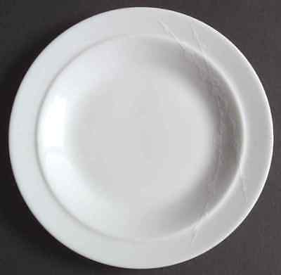 Denby Langley WHITE TRACE Bread & Butter Plate 4265638