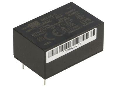 IRM-02-5 Pwr sup.unit switched-mode modular 2W 5VDC 0.4A 85÷305VAC  MEANWELL