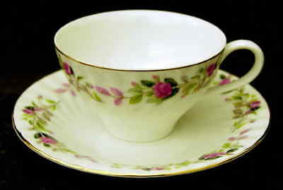 Creative REGENCY ROSE Cup & Saucer 90378