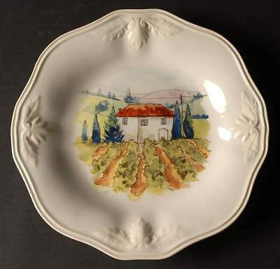 Lenox BUTLER'S PANTRY Tuscan Sun Accent Luncheon Plate 9549364