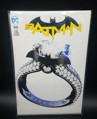 Batman #50 Exclusive Comic Pop Variant Cover Mike Mayhew Catwoman Wedding