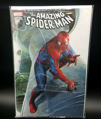 Amazing Spider-Man #800 Gabriele Dell'Otto Exclusive Variant Cover Limited