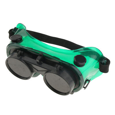 Welding Glasses Flip-Up Style Comfort-Fit Welding and Torch Safety Goggles